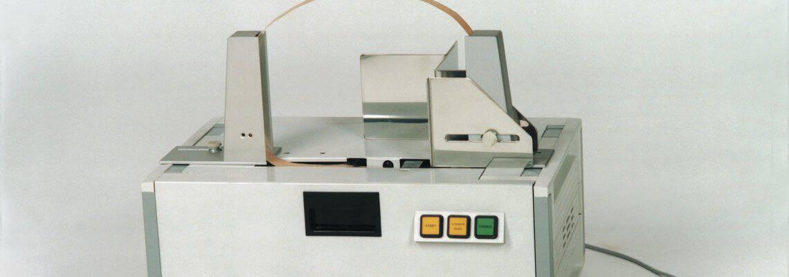 Banderoliermaschine von Hima