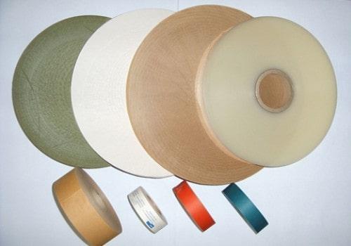 Banderolierpapier in verschiedenen Farben